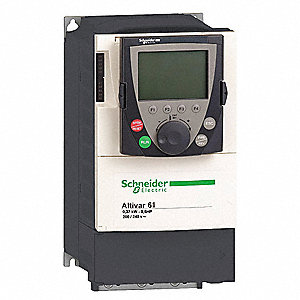 Variable Frequency Drive,15 Max. HP,3 Input Phase AC,480VAC Input Voltage