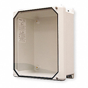 NON-METALLIC ENCLOSURE,10 LX8 WX4.6