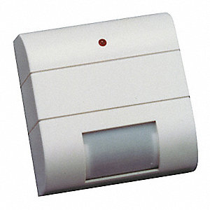 OCCUPANCY SENSOR,PIR,24VDC,WHITE