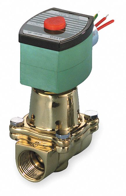 Cryogenic Solenoid Valves