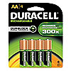 Standard Rechargeable Batteries