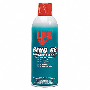Revo 66(R),Non-Flammable Cleaner,16 oz.