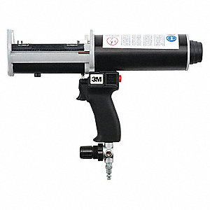 400mL EPX Pneumatic Applicator For Use With 3M(TM) Scotch-Weld(TM) Duo-Pak Cartridges