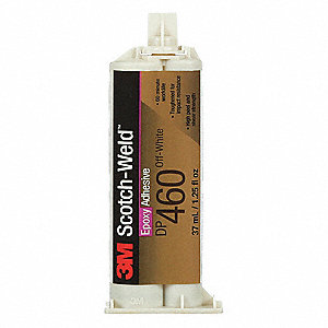 Epoxy Adhesive,Duo-Pak,400 mL,PK6