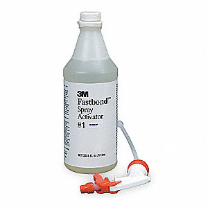 Spray Activator 1,Spray Bottle,1 L,PK6