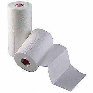 Surgical Tape,White,6 In. W,10 yd L,PK12