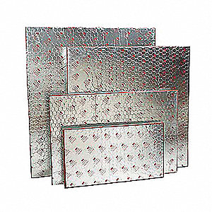 Fire Barrier Composite Sheet,41 x 36 In.
