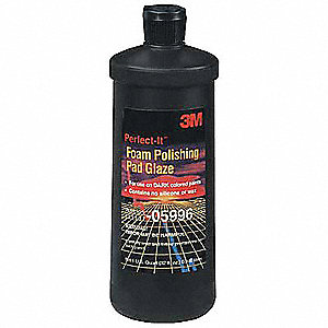 Foam Polishing Pd Glz,1 Quart,PK6