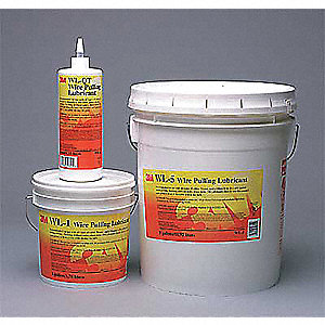Wire Pulling Lubricant, 1 gal. Container Size, Package Quantity 4