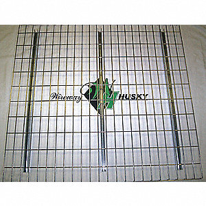 "52"" x 48"" Wire Mesh Decking with 2100 lb. Load Capacity"