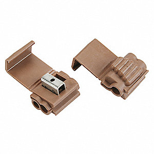 Displacement Connector,18-10AWG,PK500