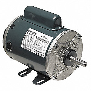 2 HP Aeration Fan Motor,Capacitor-Start,3450 Nameplate RPM,115/230 Voltage,Frame 145T