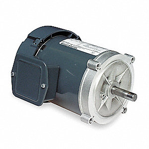 1/2 HP Jet Pump Motor, Capacitor-Start, 3450 Nameplate RPM, 115/230 Voltage, 56C Frame