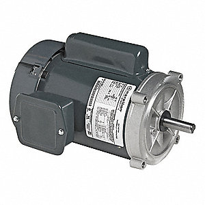 3/4 HP Jet Pump Motor, Capacitor-Start, 3450 Nameplate RPM, 115/230 Voltage, 56C Frame