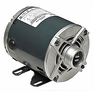 1/3 HP Split-Phase Carbonator Pump Motor, 1725 Nameplate RPM, 115 Voltage, 48Y Frame