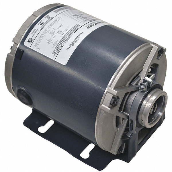 Marathon motors 1 2 hp split phase carbonator pump motor for Marathon electric motor replacement parts