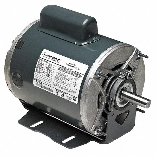Marathon motors 1 3 hp general purpose motor capacitor for Marathon electric motor replacement parts