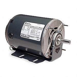 General electric 1 3 hp belt drive motor split phase for Dc motor 1 3 hp