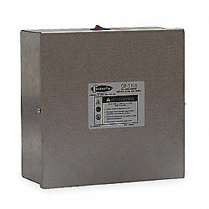 Ground Fault Sensing Switch,10-1/3 In. W