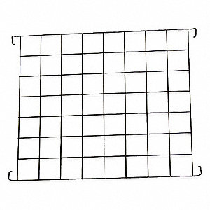 Wire Guard,13-1/4 In. W,1/2 In. H