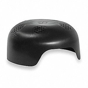 Black Thermoplastic Bump Cap Insert, Fits Hat Size: One Size Fits Most