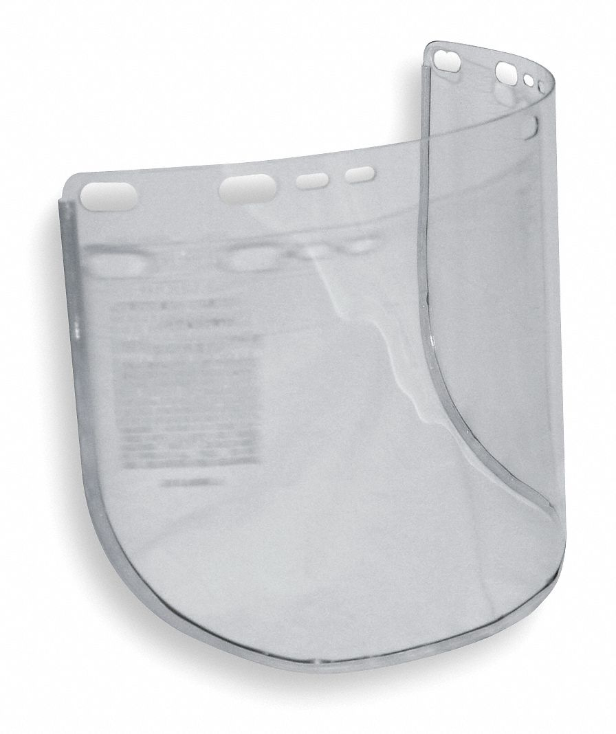 Face Shield,  For Use With Jackson Safety Headgear