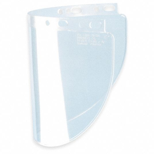 Faceshield Visor,  For Use With Series F-400, F-500, FH-66, FM-70, FM-71