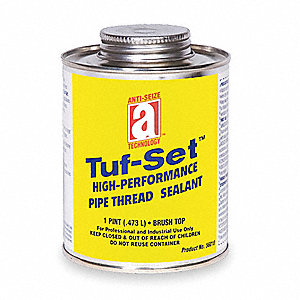 TUF-SET[TM] Pipe Thread Sealant,Blue
