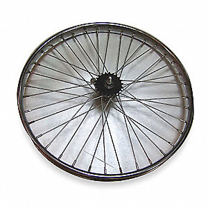 Bicycle Wheel, For Use With Mfr. No. INBORG or Any Bicycle With 26x2.125 Coaster Brake Wheels