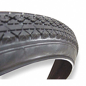 "Bicycle or Tricycle Tire, 24"", Tube Size 24 x 2-1/8"""