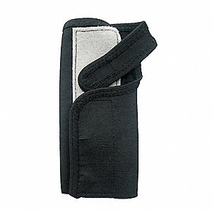 Double Strap Wrist Support, Spandex Material, Black, XL