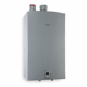 "17-7/8"" x 11-1/4"" x 30-1/2"" LP Gas Tankless Water Heater with 199,000 Input (BTU)"