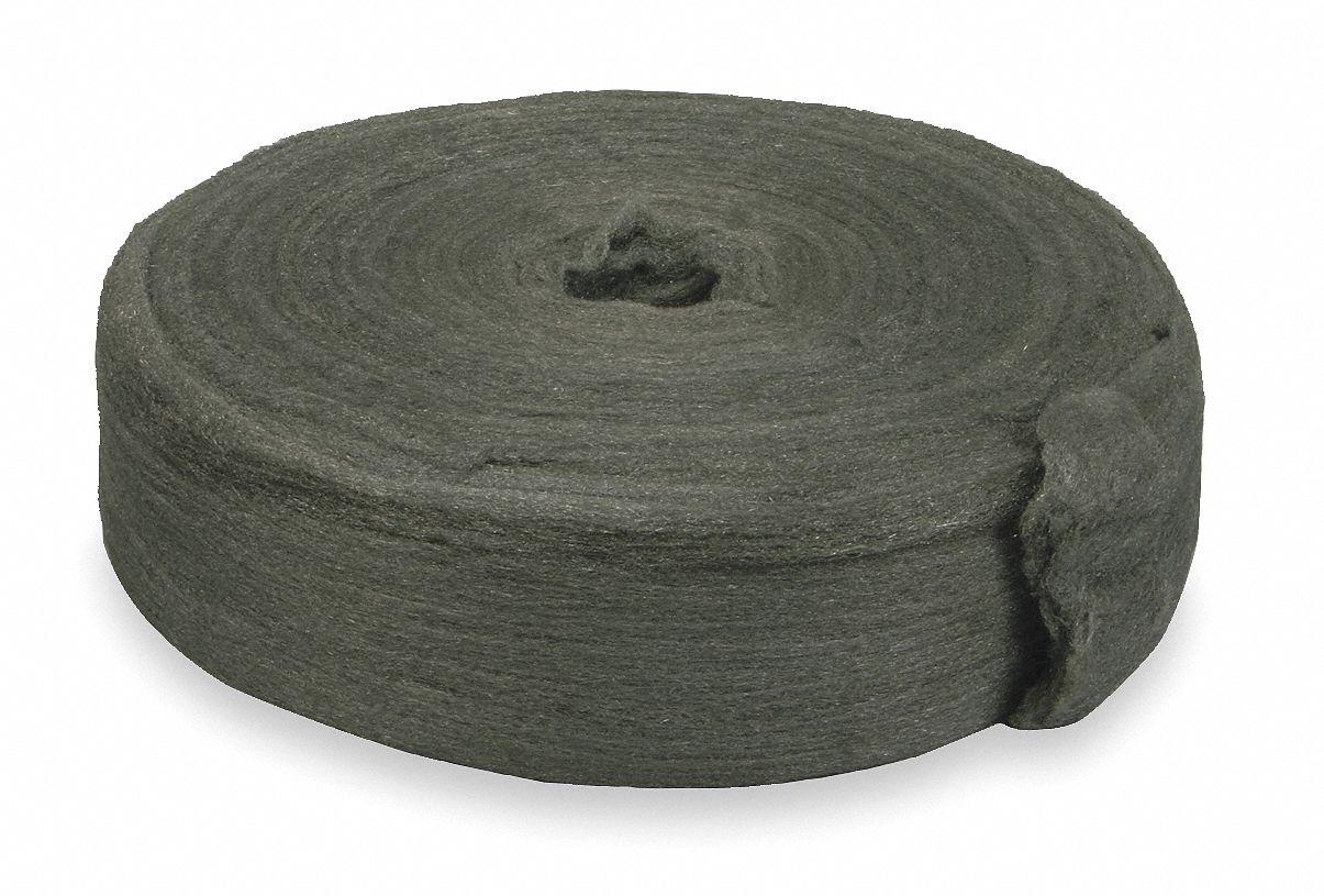 3 ea 5lb Steel Wool Reel # 0000 Super Fine