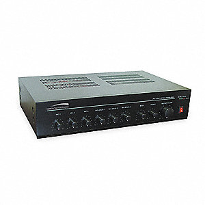 Amplifier,120W,Mixer