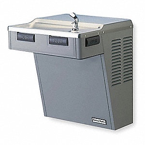 Platinum Push Bar Water Cooler, 8.0 gph