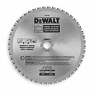 "7-1/4"" Carbide Ripping Circular Saw Blade, Number of Teeth: 24, Package Quantity 10"