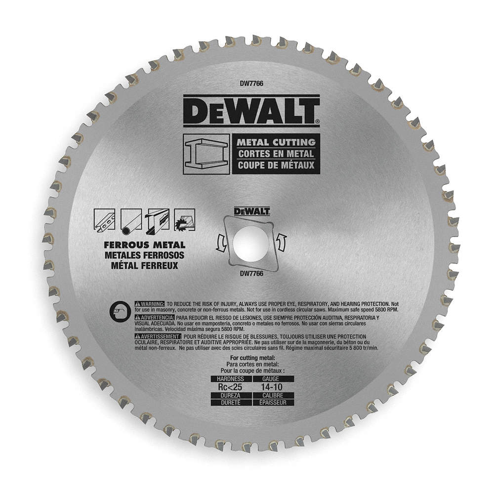 Dewalt 7 14 carbide metal cutting circular saw blade number of zoom outreset put photo at full zoom then double click greentooth Choice Image
