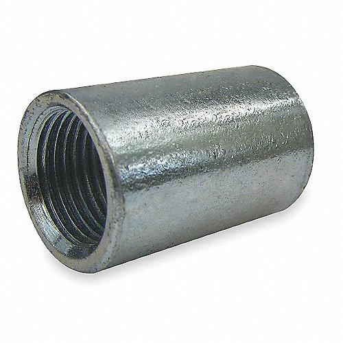 Mueller cople acero galvanizado 3 4 pulg hierro for Casetas de hierro galvanizado