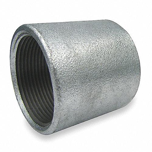 Mueller cople acero galvanizado 2 pulg hierro for Casetas de hierro galvanizado