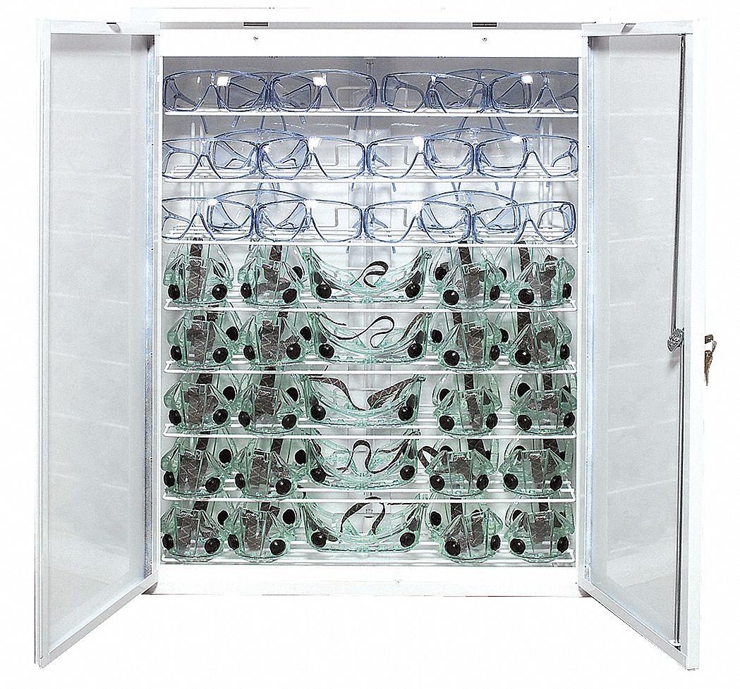 Eyewear Germicidal Cabinets