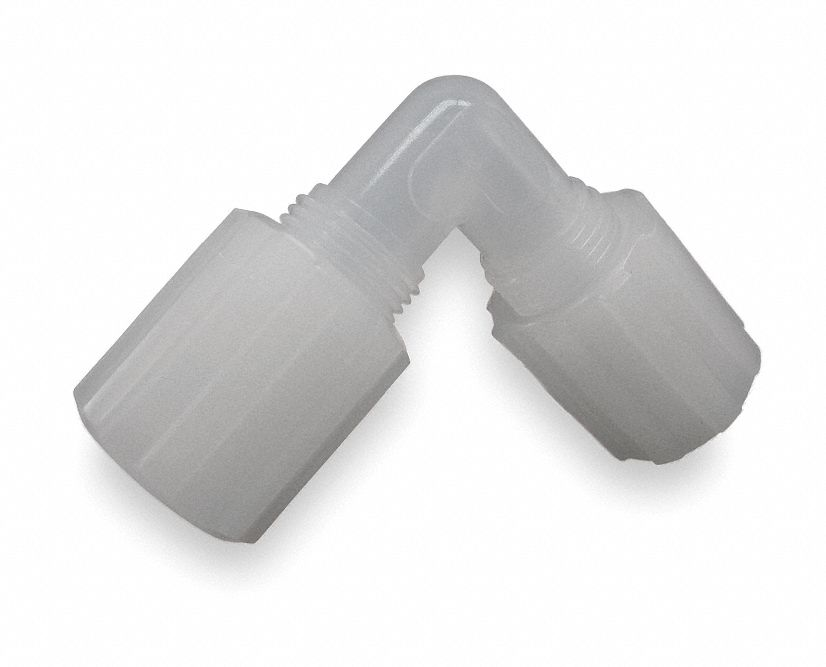 Union Elbow, 90 Degrees, Flare x Flare Connection Type, 1/2 in Tube Size, 1EA
