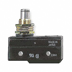 SNAP SWITCH,20A,SPDT,PANEL MOUNT PL