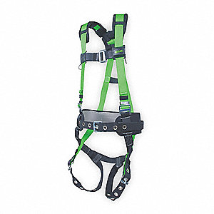 HARNESS UNIVERSAL GREEN