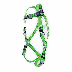 Liquid Repellent Full Body Harness