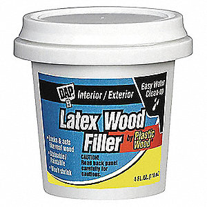 Wood Patch,5.5 oz.,Light Wood,Pail