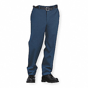 Utility Work Pants,Navy,Size 40x30 In