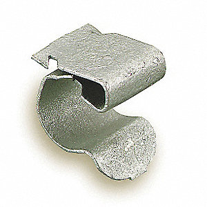 Cable Flange Clip, For Use With MC/AC Cable