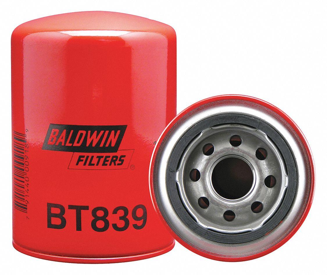 5-11//16 x 3-1//32 x 5-11//16In Baldwin Filters Fuel Filter