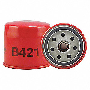 "Oil Filter,Spin-On,2-27/32""x3""x2-27/32"""