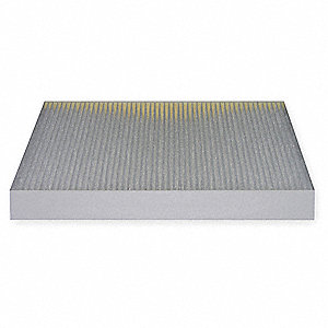 Air Filter,10-1/32 x 27/32 in.